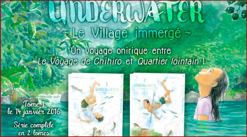 Underwater - Le village immergé