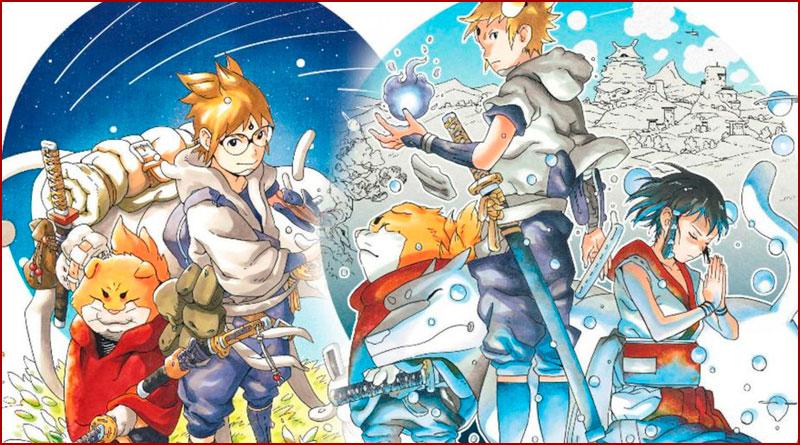 Sorties Manga 05/2020