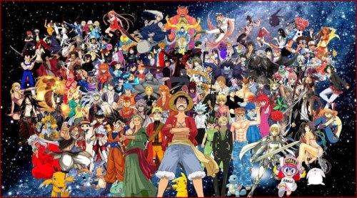 Quel personnage de manga es-tu ?
