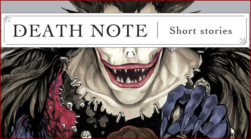 Death Note - Short Stories