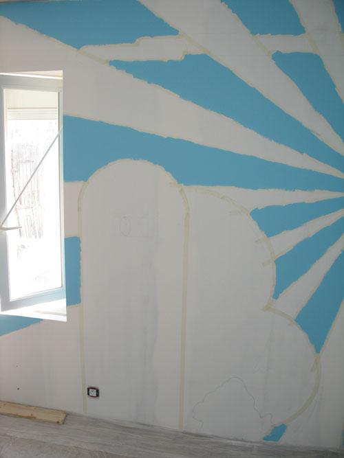 Une chambre de bb aux couleurs de Mario Bros