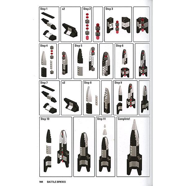 Badass Bricks: 35 Weapons of Mass Construction