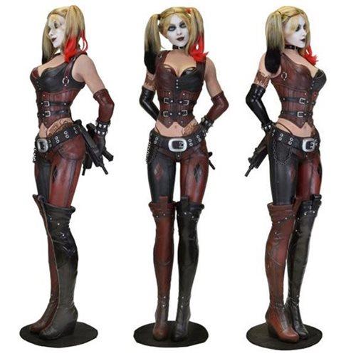 Batman: Arkham City Harley Quinn Life
