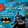 Batman Love Letter Batman Card Game