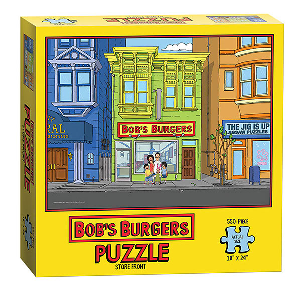 star wars bean bag chair zephyr desk bob's burgers store front puzzle