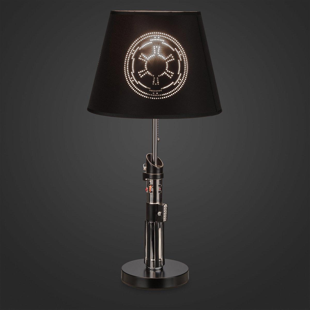 Star Wars Darth Vader Lightsaber Lamp