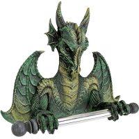 Dragon Bath Tissue Holder