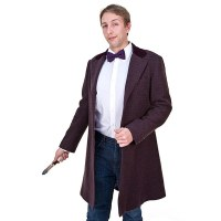 Doctor Who 11th Doctor's Purple Bow Tie