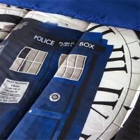 Doctor Who Microfiber Comforter Set