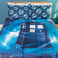 Doctor Who Gallifrey Bedding Set