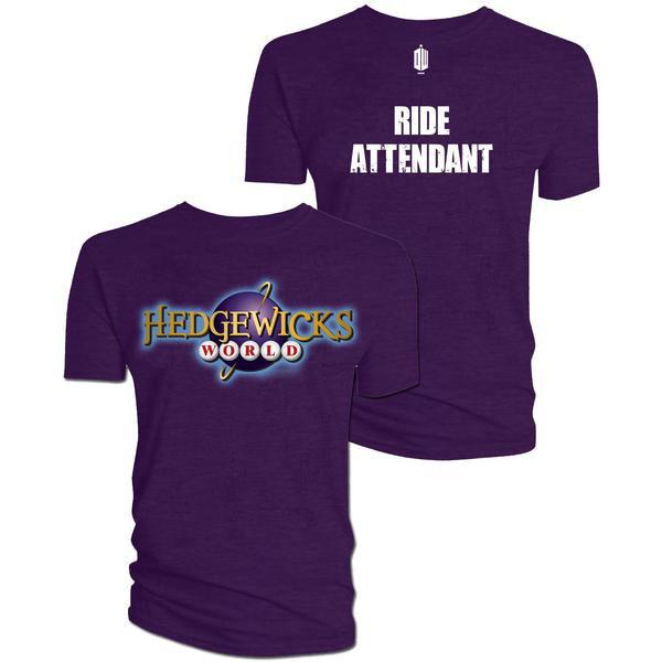 Doctor Who Hedgewicks World T Shirt GeekAlerts