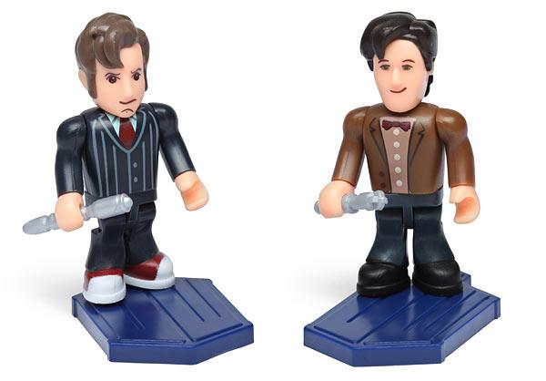 Doctor Who Mini Figure Set