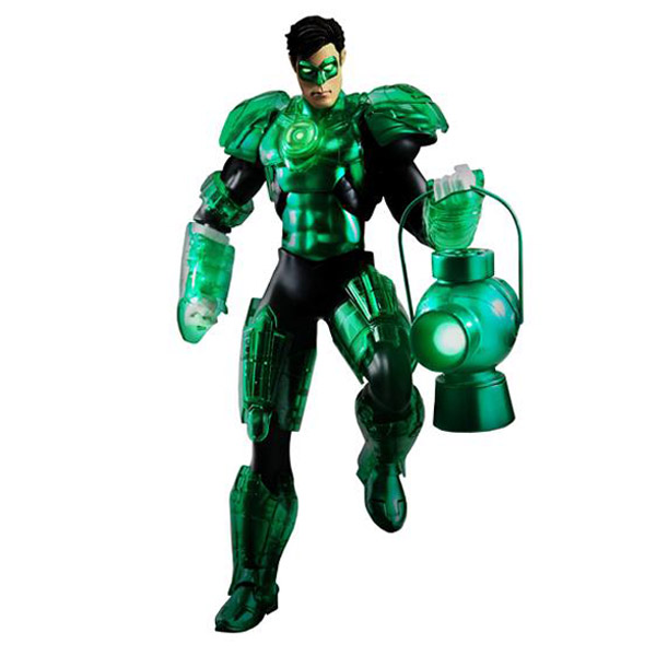 Green Lantern The New 52 Super Alloy Action Figure