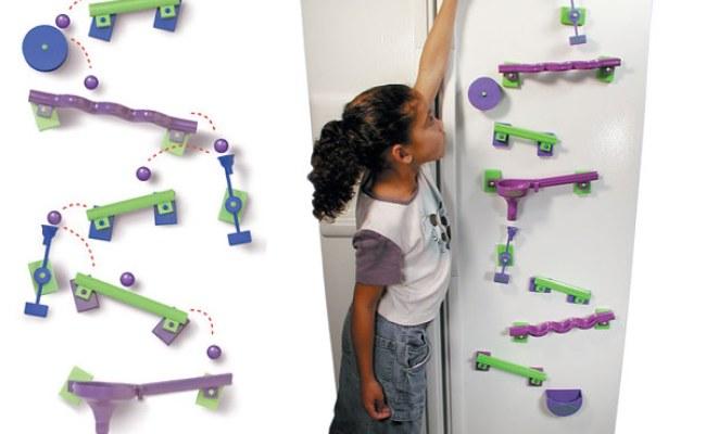Magnetic Frigits Deluxe Fridge Marble Maze