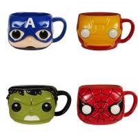 Marvel Pop! Superhero Home Mugs  GeekAlerts