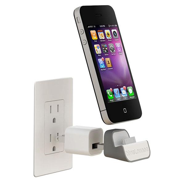 Minidock para el iPhone