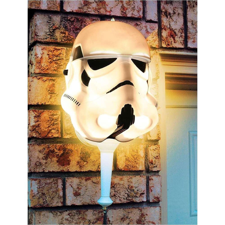Star Wars Stormtrooper Porch Light Cover
