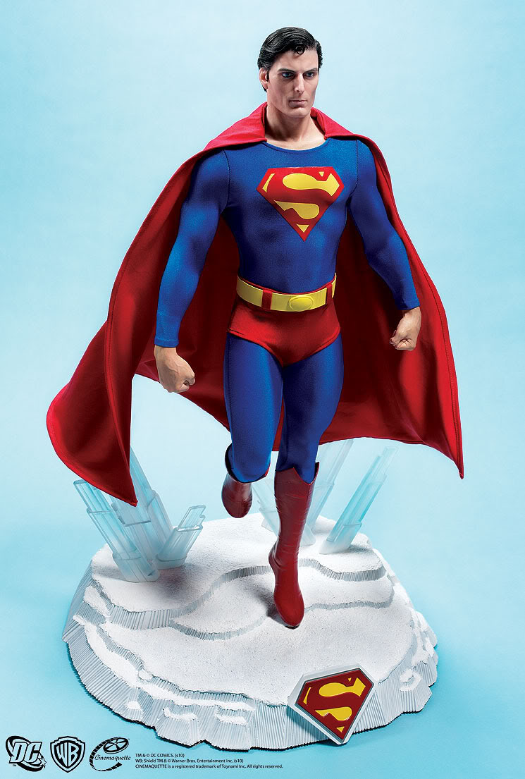 Christopher Reeve Superman Maquette