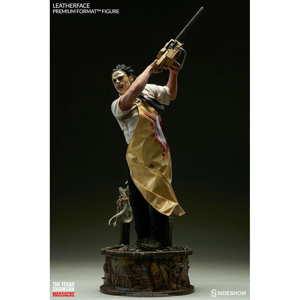 Texas Chainsaw Massacre Leatherface Premium Format Figure