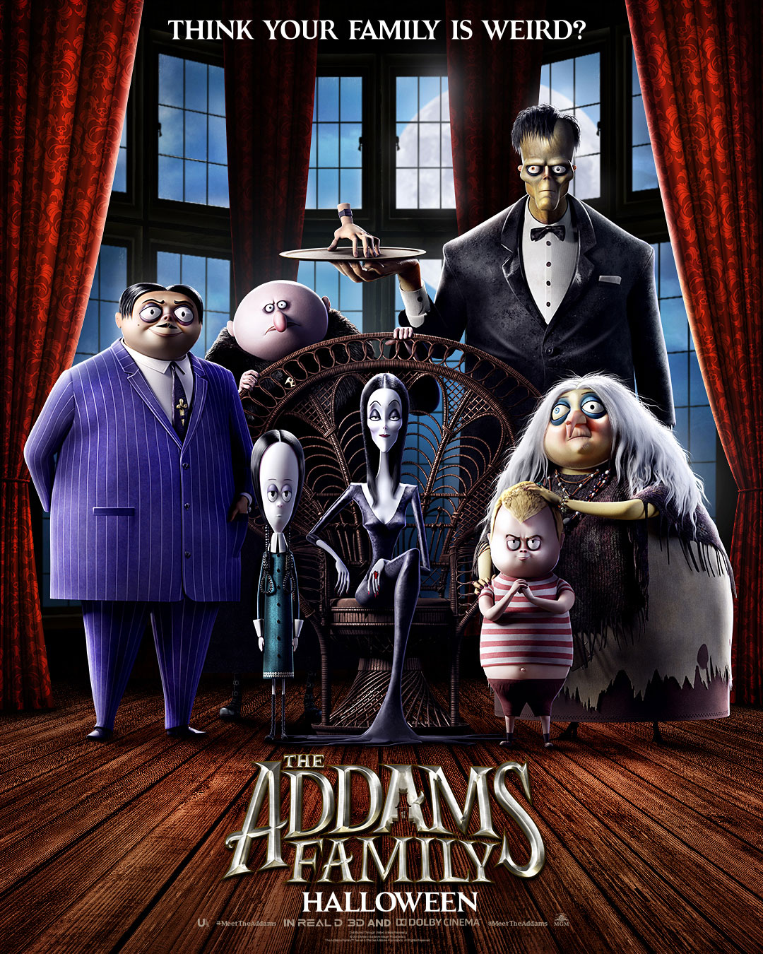 The Addams Family Official Teaser Trailer