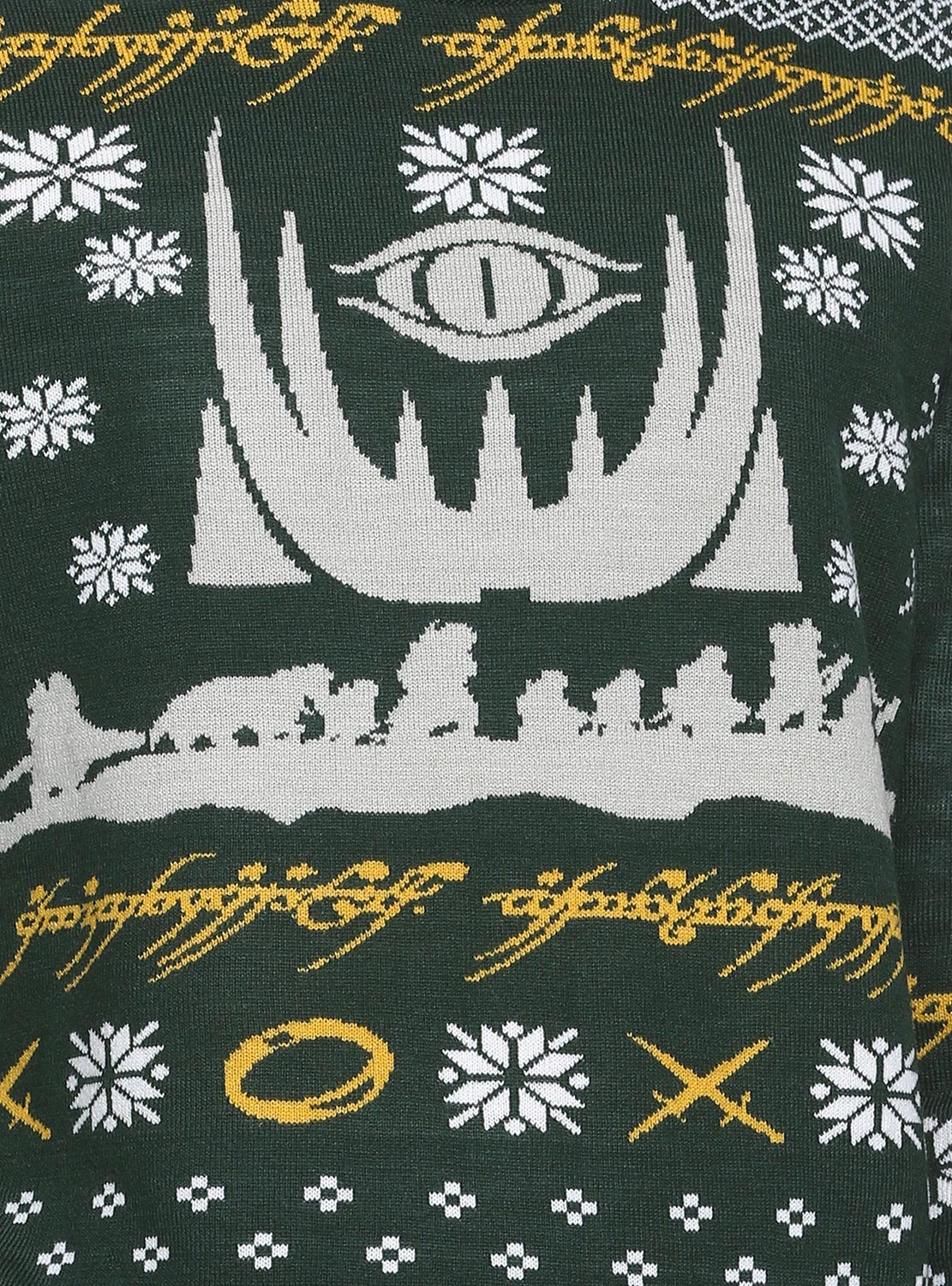 The Lord Of The Rings Christmas Sweater