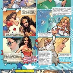 The Bean Bag Chair Hunting Blind Wonder Woman '77 Meets Bionic Comic Book