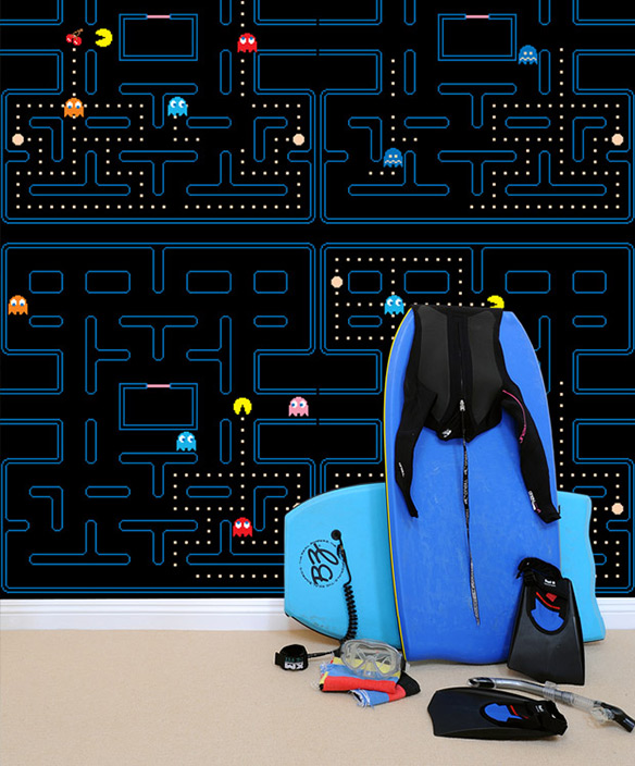 Blik PacMan Wall Decals