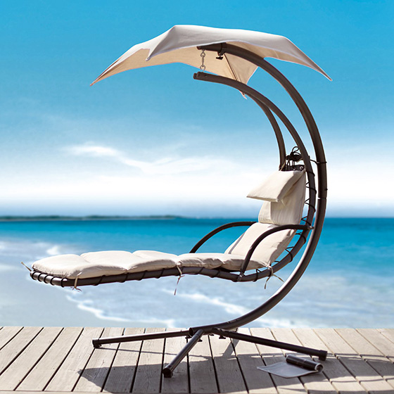 swing chair game modern dining chairs set of 4 dream chaise lounge