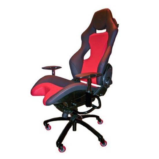 ferrari office chair wedding covers for bride and groom f430 scuderia 16m leather carbon fiber