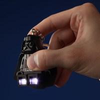 Darth Vader LEGO Star Wars Keychain Flashlight