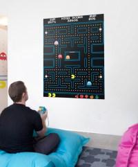 Blik Pac-Man Wall Decals
