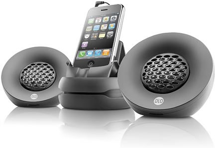 Portable iPhone Speakers