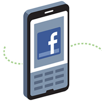 Facebook friends mobile numbers