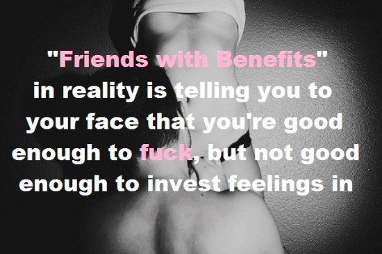 fuck buddy friends with benefits