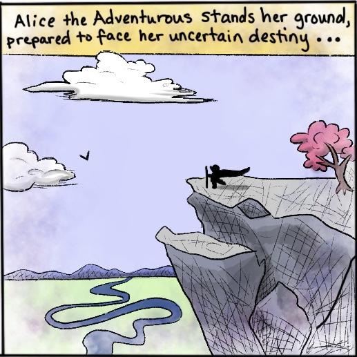 An Adventure Awaits