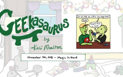 Magic is Hard