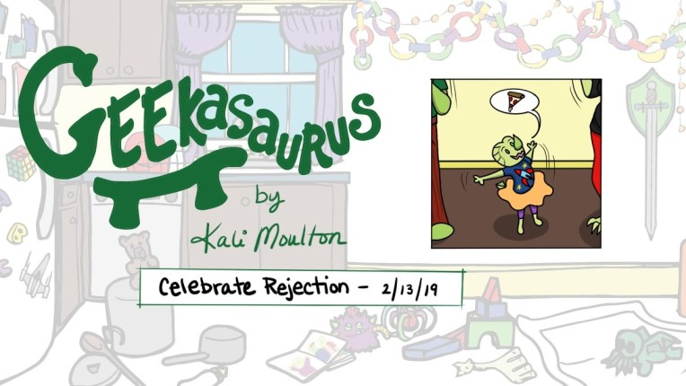 Celebrate Rejection