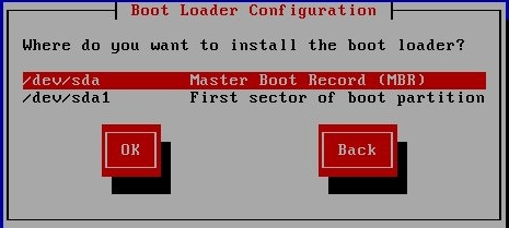 Where To Install Boot Loader Dialog