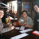 Wendy, Marvic, Brian