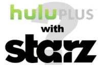 Hulu Plus with Starz?