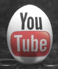 Social Media Egg: YouTube