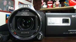 Sony Handycam PJ710