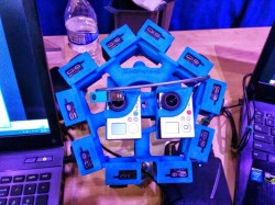 360 Heros with Google Glass