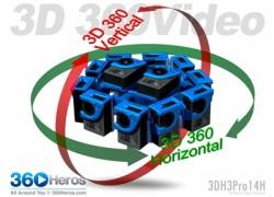 360Heros 3D camera enclosure.