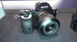 Sony A7s Hybrid DSLR with 35 mm sensor - shooting 4k video