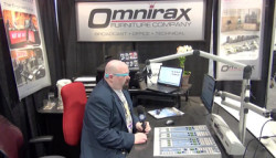 Omnirax office furniture