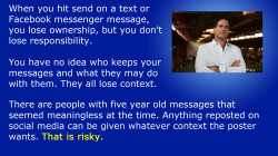 Mark Cuban on Facebook Messanger