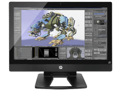 HP Z1 G2 All-in-one workstation
