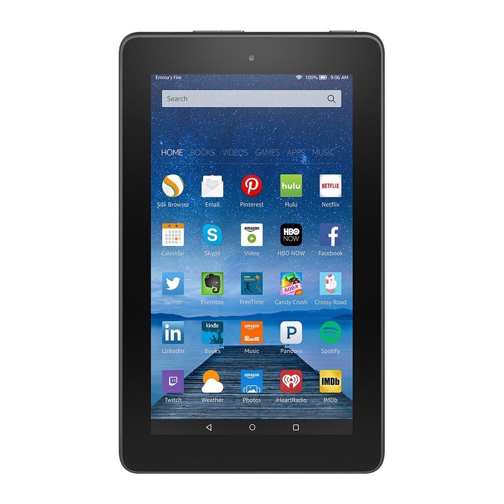 7 Inch $50 Tablet Throwdown: Amazon Fire, RCA Voyager, ProScan 7