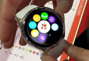 MyKronoz ZeRound Smartwatch